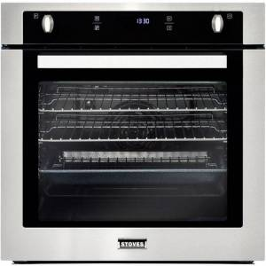 Stoves SEB602F Built In Electric Single Oven - Stainless Steel - A Rated