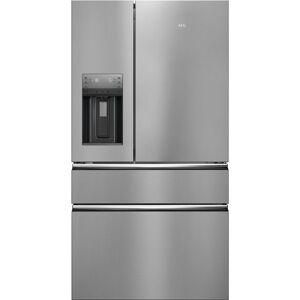 AEG RMB96719CX American Fridge Freezer - Stainless Steel - A+ Rated