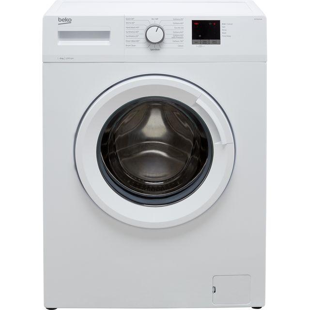 Beko WTK62051W 6Kg Washing Machine with 1200 rpm - White - E Rated