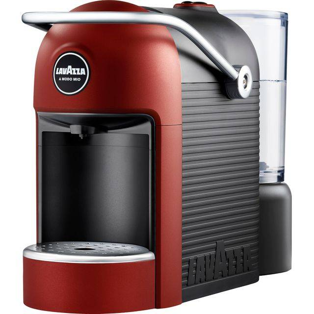 Lavazza Jolie Plus 18000349 Pod Coffee Machine - Red