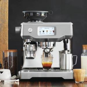 Sage The Oracle Touch SES990BSS Bean to Cup Coffee Machine - Stainless Steel / Chrome