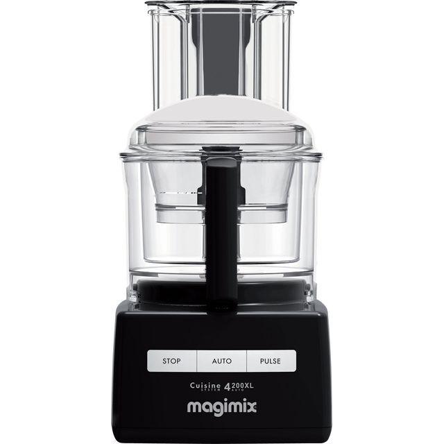 Magimix 4200XL 18473 3 Litre Food Processor With 11 Accessories - Black
