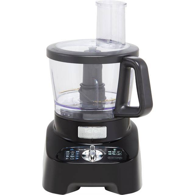 Tefal DO821840 3 Litre Food Processor With 8 Accessories - Black