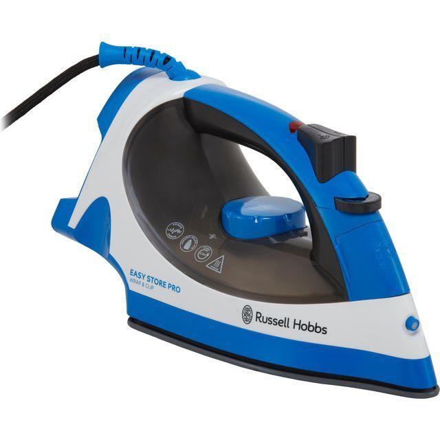 Russell Hobbs 23770 2400 Watt Iron -Blue