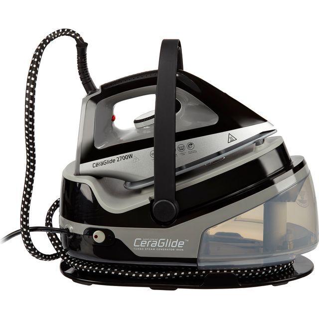 Tower T22006 Pressurised Steam Generator Iron - Black