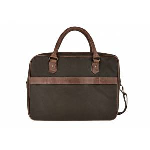 Dubarry Lahinch Briefcase - Olive