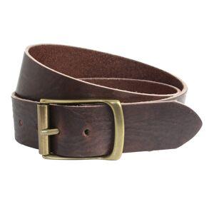 """Rollerston Brown Leather Belt -40 Waist"""""""