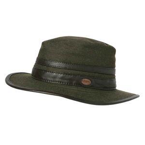 Dubarry Butler Cap - Dark Olive - Large