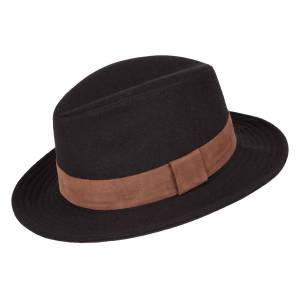 Dubarry Rathowen Hat - Black - Small