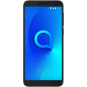 Alcatel Grade A2 Alcatel 3V Spectrum Black 6 16GB 4G Unlocked & SIM Free