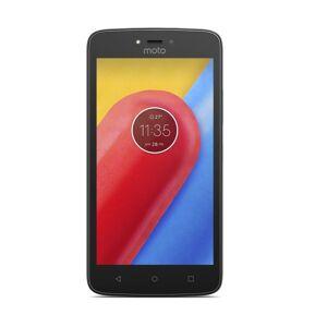 Motorola Grade A2 Motorola Moto C Plus Black 5 16GB 4G Unlocked & SIM Free