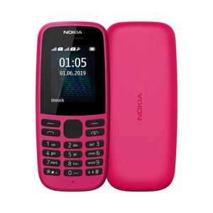 Nokia 105 2019 Pink 1.77 4MB 2G Unlocked & SIM Free