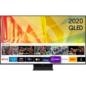 Samsung QE65Q90TATXXU 65 4K Ultra HD Smart QLED TV with Bixby Alexa and Google Assistant