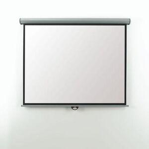 Metroplan Eyeline Electric Wall Screen - projection screen (motorized)