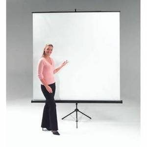 Metroplan Budget Tripod Screen - projection screen