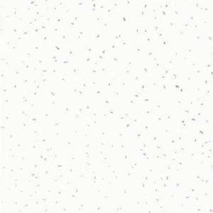 Abacus White Arctic PVC Shower Wall Panel - 2400 x 1000mm