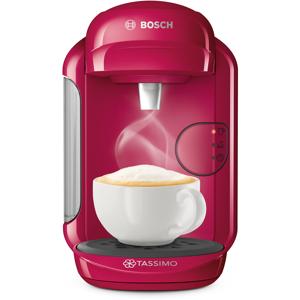 Bosch Tassimo by Bosch TAS1401GB Vivy 2 Pod Coffee Machine - Pink