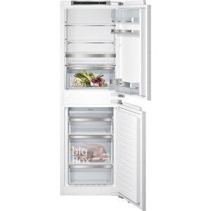 Siemens KI85NAD30G 56cm Wide Frost Free 50-50 Integrated Upright Fridge Freezer - White