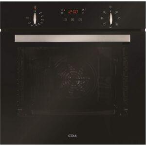 CDA SK310BL Seven Function 74L Electric Built in Single Oven - Black