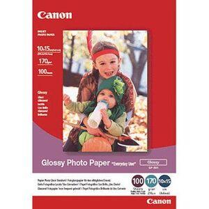 Canon GP 501 - glossy photo paper - 100 sheets