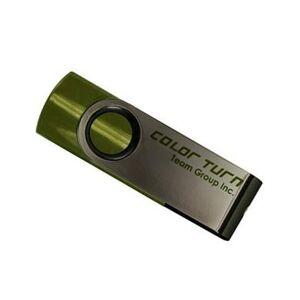 Team Turn 16GB USB 2.0 Green USB Flash Drive