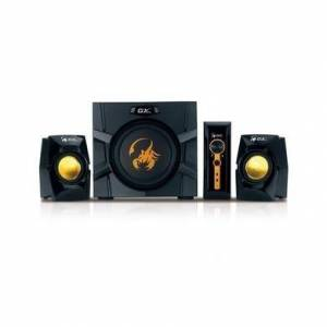 Genius GX Gaming SW-G 2.1 3000 70W 2.1 Channel Gaming Speaker System