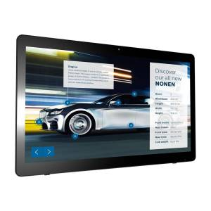 Philips 24BDL4151T 24 Multi-Touch Large Format Display