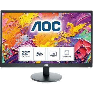 "AOC E2270SWDN 21.5"" Monitor Full HD"