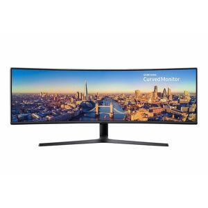 """Samsung 49"""" QLED Monitor 144Hz USB-C HDMI UltraWide Curved"""
