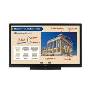 Sharp PN70SC5 70 Full HD Interactive Touchscreen Display