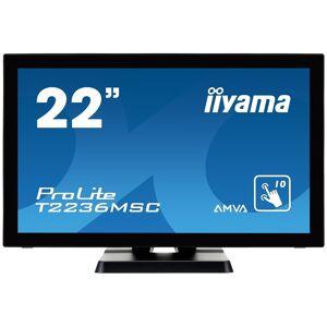 IIYAMA ProLite T2236MSC-B2 22 Full HD TouchscreenMonitor