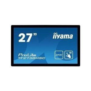 IIYAMA ProLite TF2738MSC-B1 27 Full HD Touchscreen Monitor Without Stand