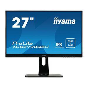 IIYAMA ProLite XUB2792QSU-B1 27 2K Quad HD Monitor