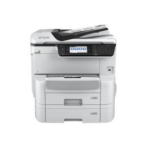 Epson WorkForce Pro C8690DTWF A3+ Multifunction Colour Inkjet Printer