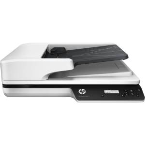 HP Colour ScanJet Pro 3500f1 Flatbed Scanner