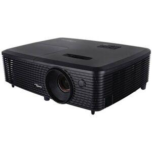 Optoma W341+ data projector 3800 ANSI lumens DLP WXGA 1280x720 3D Desktop projector Black