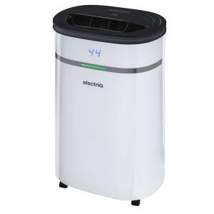 electriQ Which? 12L Low Energy Dehumidifier - Air Purifier for up to 3 bed home