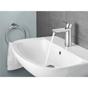 Grohe Bau Ceramic Wall Hung Wash Basin 550mm