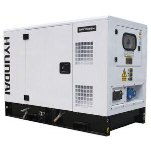 Hyundai Hyundai DHY11KSEm 14kVA Diesel Generator 230V
