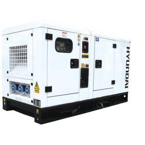 Hyundai Hyundai DHY22KSEm 27.5 kVA Diesel Generator 230V