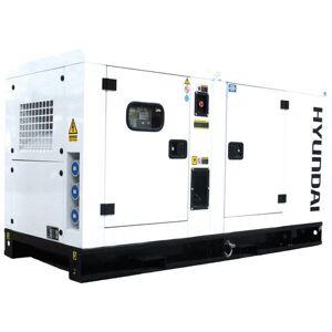 Hyundai Hyundai DHY34KSE 34kVA 3 Phase Diesel Generator 230V