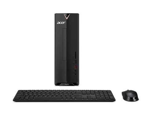 Acer Aspire XC Desktop   XC-1660   Black
