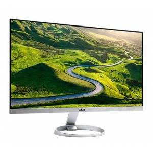 Acer H7 Monitor   H277HK   Silver