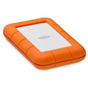 LaCie 5TB Rugged Thunderbolt USB-C    Orange