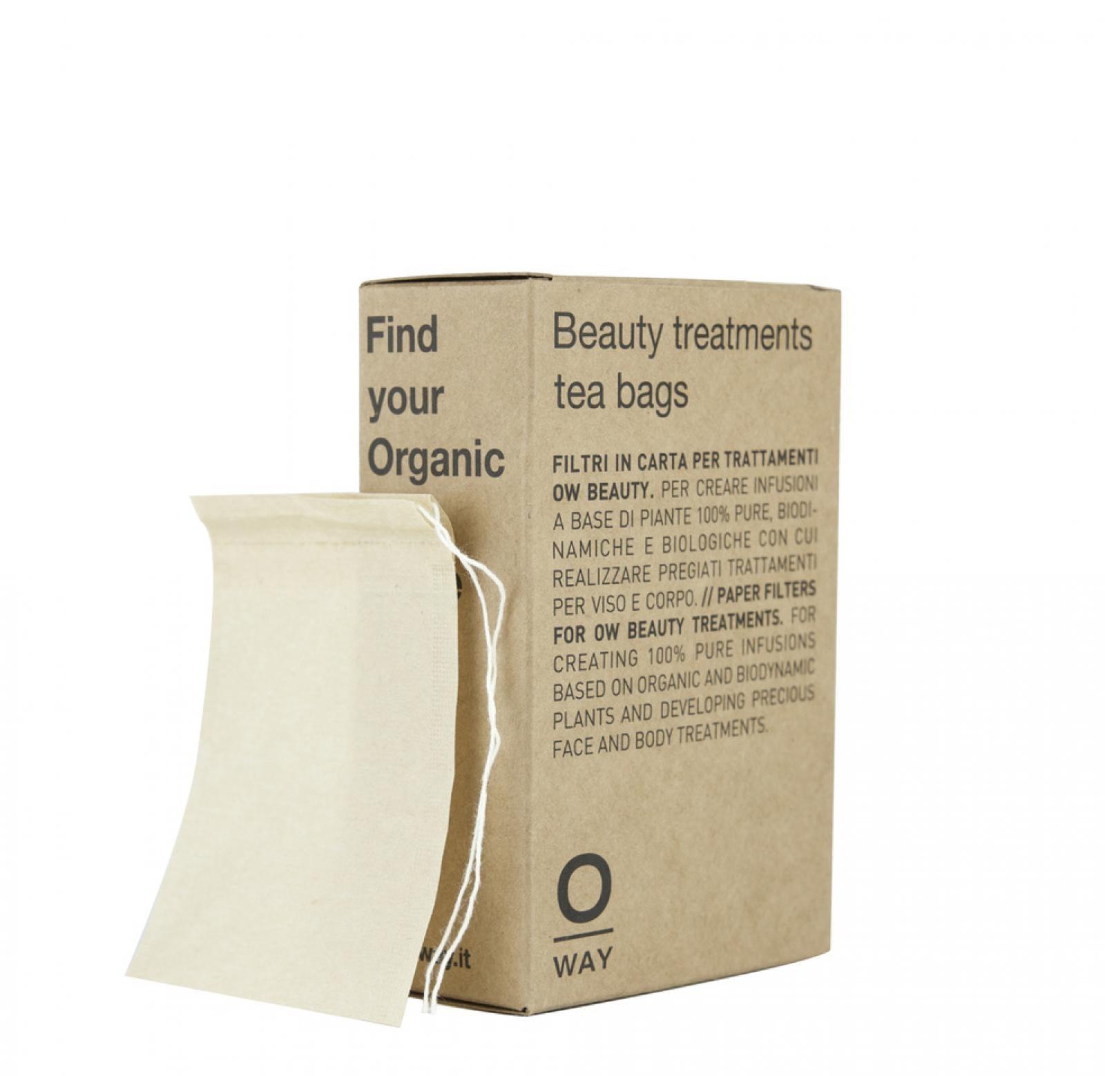 Oway Beauty Treatments Tea Bags (120 Pcs.)
