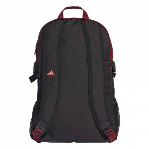 Adidas Power 5 Backpack  - dark_red - Size: nosize