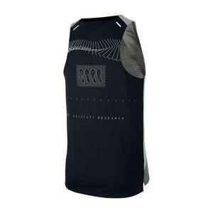 Nike Rise 365 Hybrid Tank Top Men  - black - Size: Small