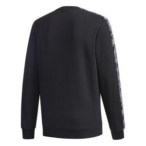 Adidas Essentials Sweatshirt Men  - black - Size: Small