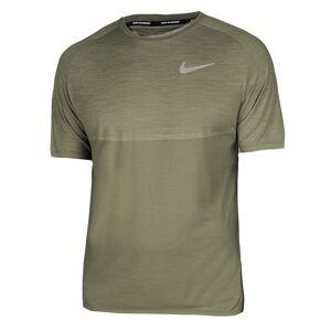 Nike Dry Medalist T-Shirt Men  - khaki - Size: Extra Large