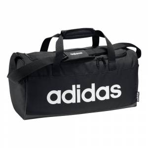Adidas Linear Duffle Bag Sports Bag  - black - Size: nosize